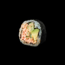 CRAB SPICY FUTOMAKI