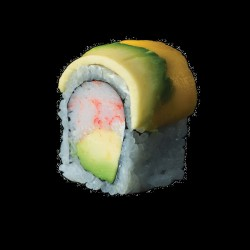 RAINBOW ROLL CALIFORNIA
